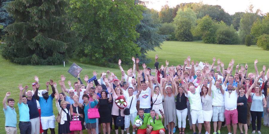 2ème Open de golf de l'hôpital de Pontoise - 25 juin 2019 - Fonds de dotation du centre Hospitalier René-Dubos