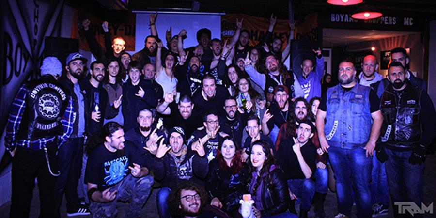 Troyes (ans) de Rock et Metal - TRAM - Troyes Rock And Metal
