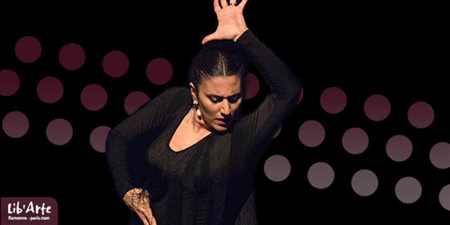 Cours de Flamenco Inter1/2 avec Lori La Armenia - Flamenco Paris Association Lib'Arte