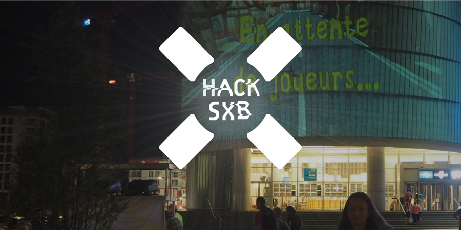 HackSXB #42: Hacking HackSXB! - Alsace Digitale