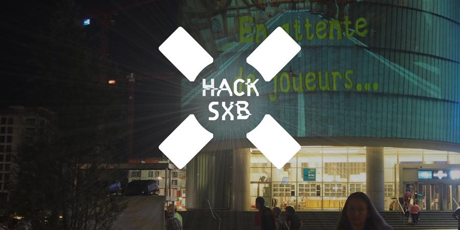 HackSXB #42: Hacking HackSXB! - Alsace Digitale