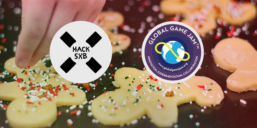 HackSXB #46 : Bredele party + speed prez GGJ - Alsace Digitale