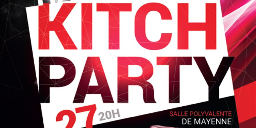 Halloween Kitch Party + repas  - le son de vie 53
