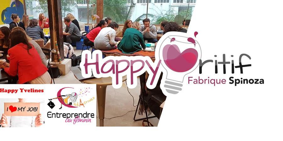 Happyritif Happy Yvelines - Fabrique Spinoza