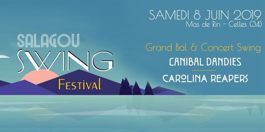 BAL SWING - Salagou Swing Festival - Just Swingin