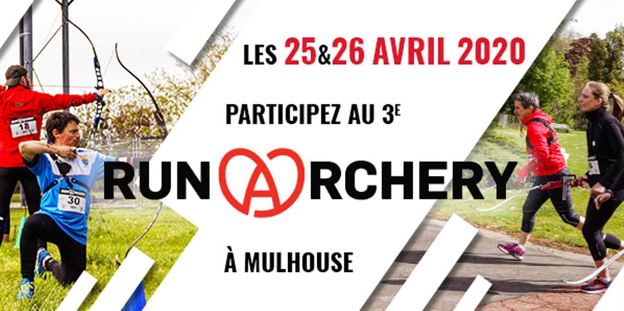 3ème RunArchery Alsace et Run Archery Tour - Société de Tir à l'Arc de Mulhouse