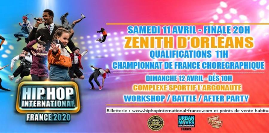 BATTLE HHI FRANCE PUBLIC - France Hip Hop Dance Championship