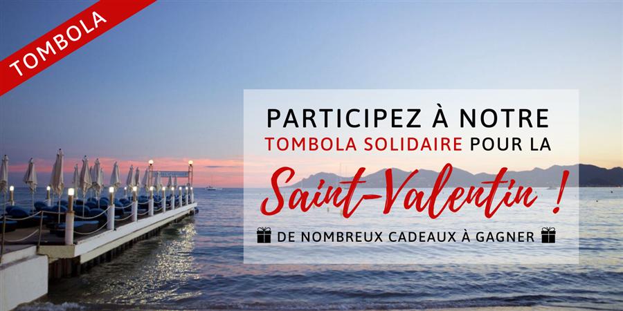 Tombola solidaire de la Saint-Valentin  - Vision du Monde