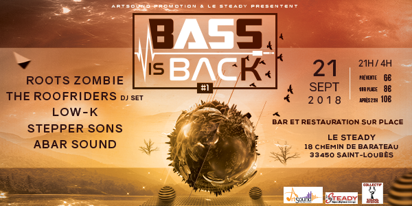 Bass is Back #1 - ArtSound Promotion