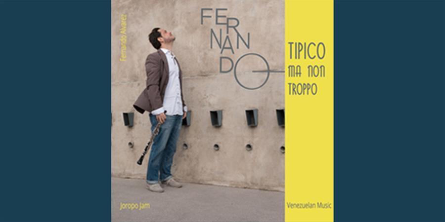 Tipico ma non troppo | Fernando & Joropo Jam en Barcelona - Association Sinayu