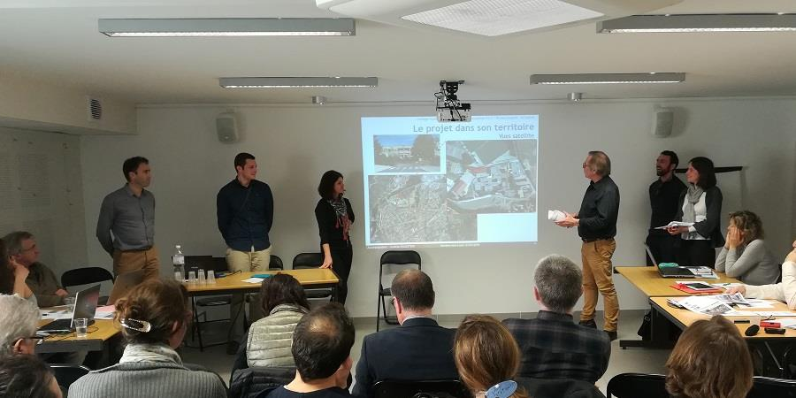 COMMISSION BATIMENTS DURABLES EN OCCITANIE LE 15 NOVEMBRE 2018 - ENVIROBAT Occitanie