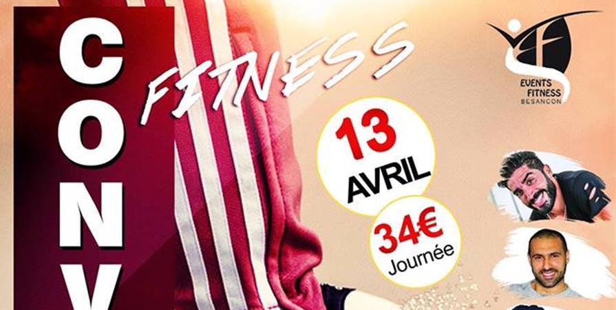 Convention de fitness   - EVENTS FITNESS Besançon