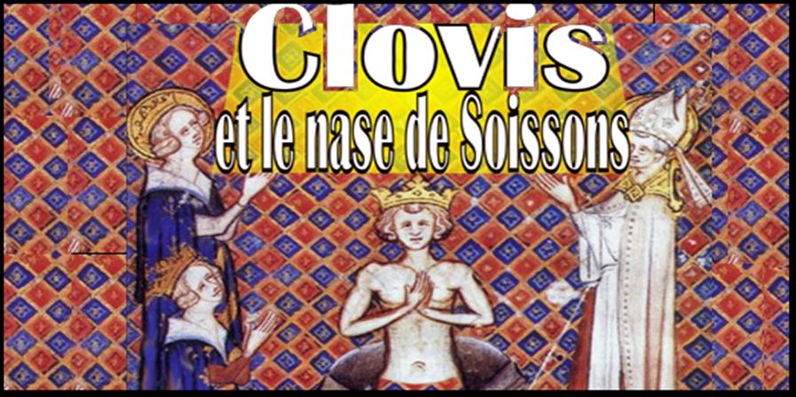 Clovis et le Nase de Soissons 15 mars 17 heures - Maldoror