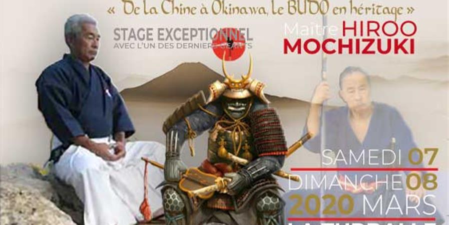 Stage Hiroo MOCHIZUKI MARS 2020 - A.D.R.V©