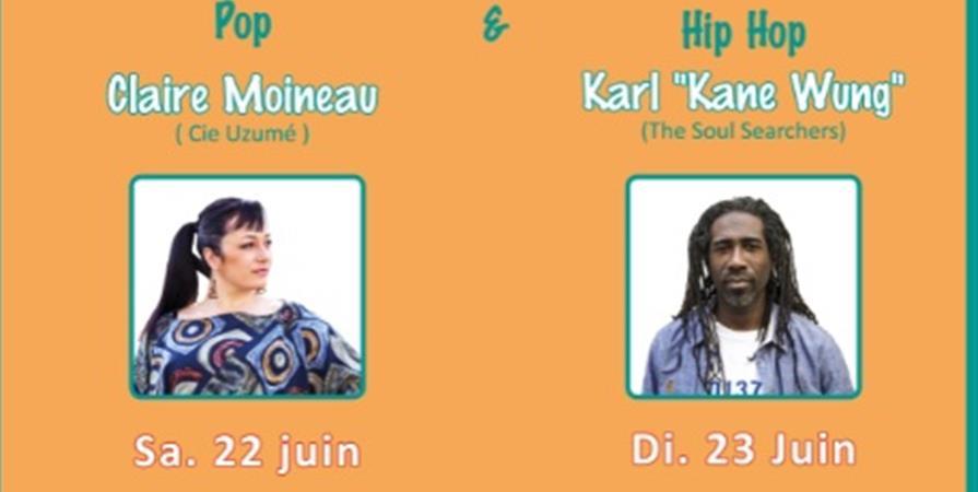 Stage d'été d'AscEnDanse Hip Hop: Popping et Freestyle - Ascendanse Hip Hop