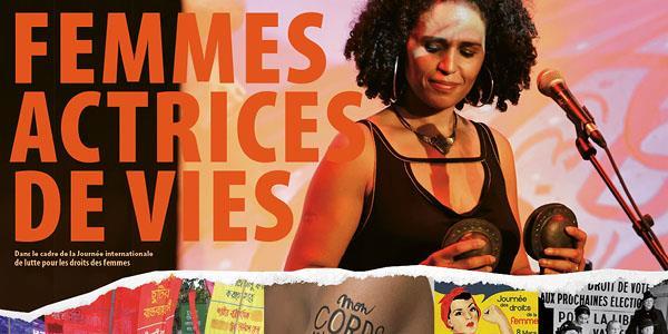 Femmes, actrices de vies - PasSages