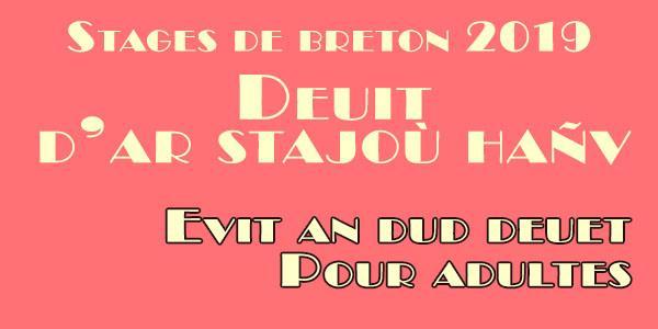 Staj war ar brezhoneg e Roazhon  / Stage de breton à Rennes  - Skol an Emsav