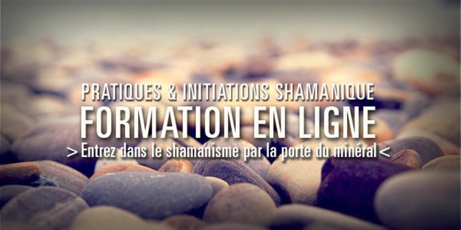 Entrez dans le Shamanisme par la porte du minéral - La Salamandre