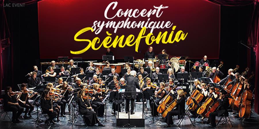 Concert Symphonique Scènefonia - LAC EVENT