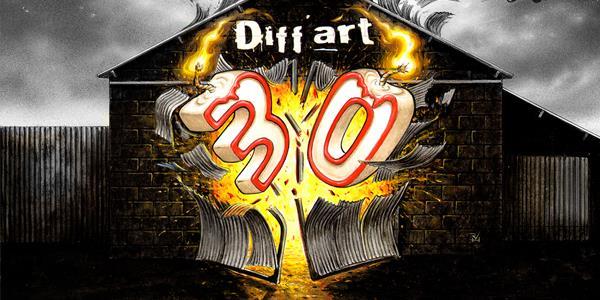 OFFRE SPECIALE 30ANS !  PASS 4 JOURS : 30€ - Diff'Art