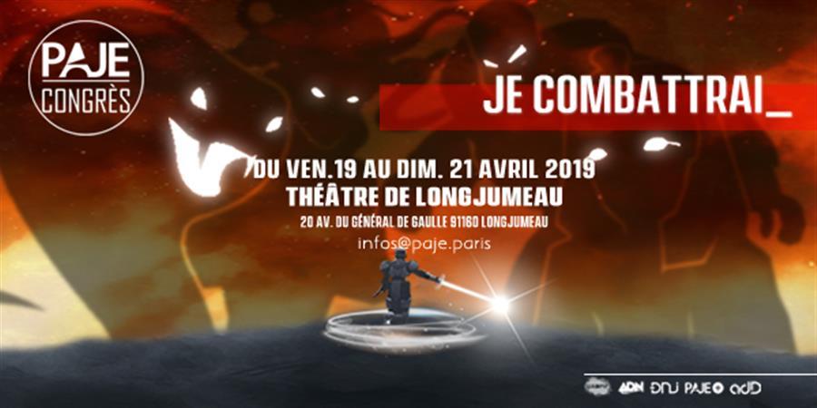 PAJE Congrès 2019 - PAJE