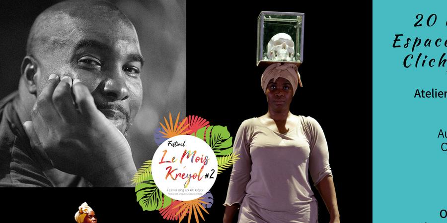 Cie Difé Kako (Danse), Jocelyn Régina (conte)   Festival Le Mois Kreyol - Difé Kako