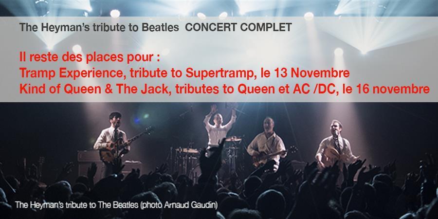 Concert Contre le Cancer 2019 / Concert Heyman's - Cancer Osons !