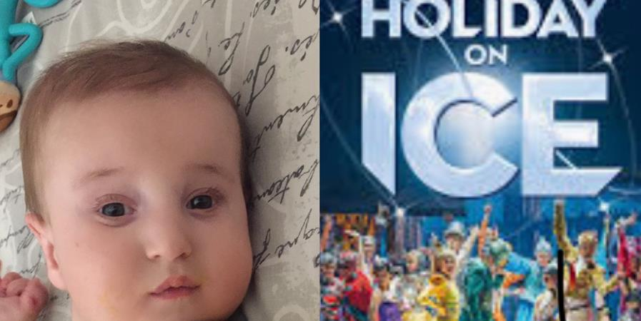 "Deux places pour le spectacle ""Holiday on ice"" du 23 avril 2019 au Mans - La marche de Noé"