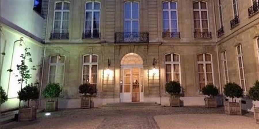 Nieuwjaarsreceptie - Nederlandse Vereniging voor Parijs en omstreken (NLVP)
