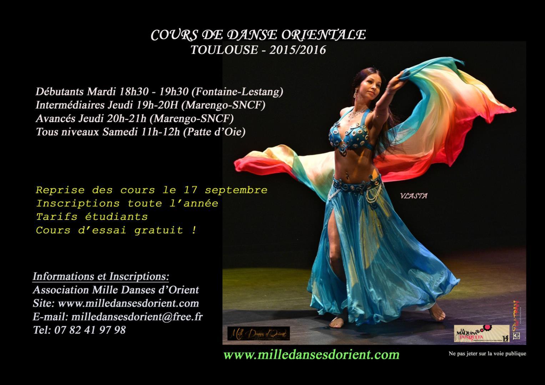 Danse Orientale - Mille Danses d'Orient
