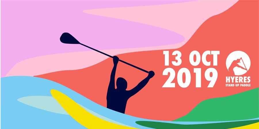 Hyères Sup Race 2019 - HYERES-STAND-UP-PADDLE