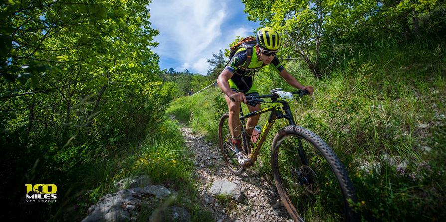 100 Miles VTT Lozère - Comité Départemental de Cyclisme de Lozère
