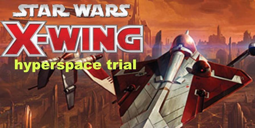 Hyperspace Trial X-Wing Saint-Nazaire - La Compagnie des Jeux 44