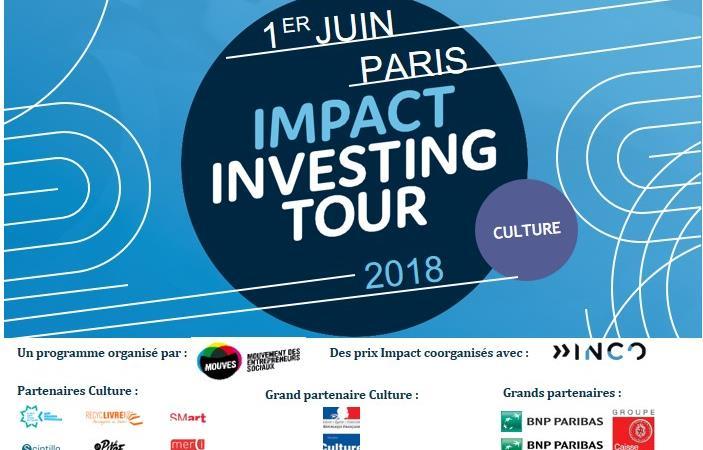 Impact Investing Day Culture - Mouvement des Entrepreneurs Sociaux