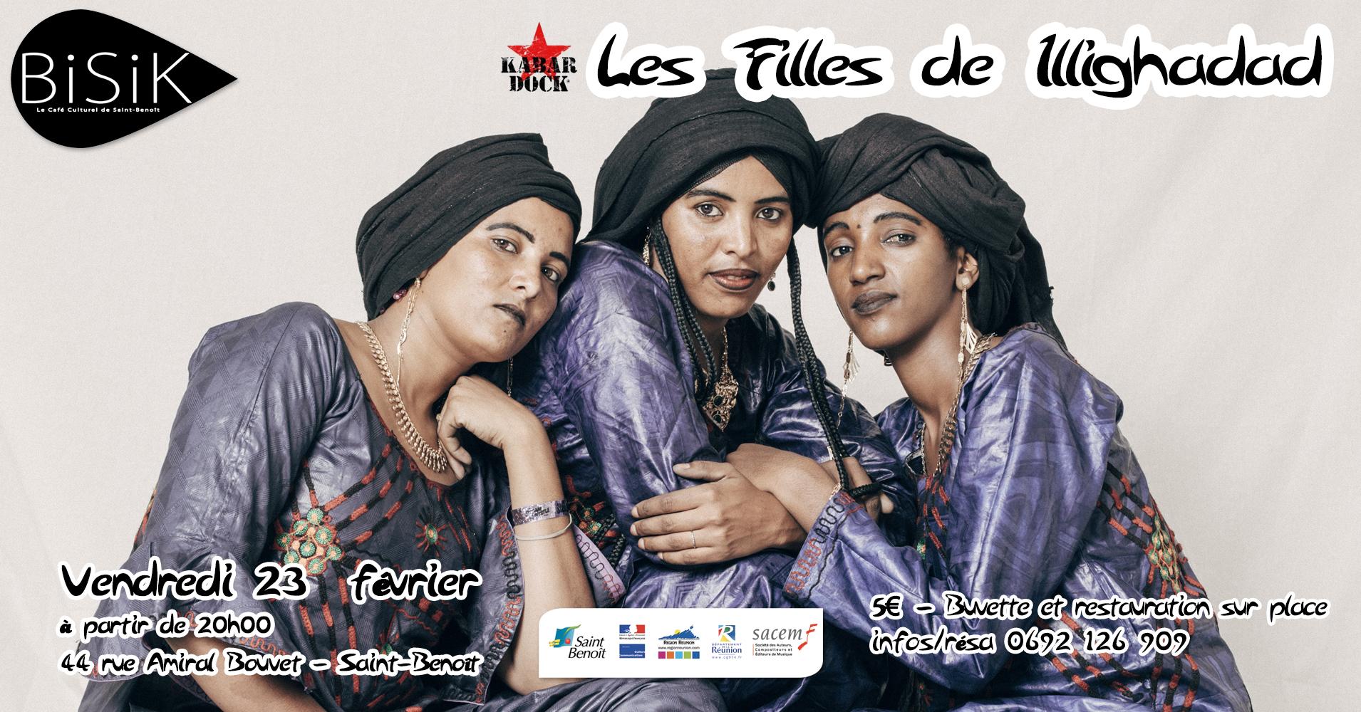 Les filles de Illighadad au Bisik - ACTER