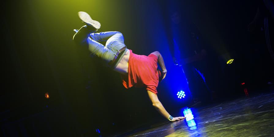 LE BOUQUET FINAL - Dance Industrie