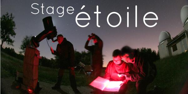 Stage 2ième étoile 18 août 2018 - Club d'Astronomie de Lyon Ampère