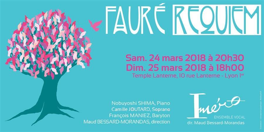 Fauré Requiem - Ensemble IMERO