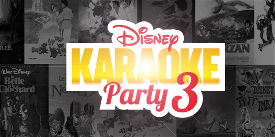 Disney Karaoke Party 3 - Fans Disney D'Alsace