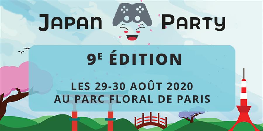 Exposant Japan Party 2020 - Imagin' Con