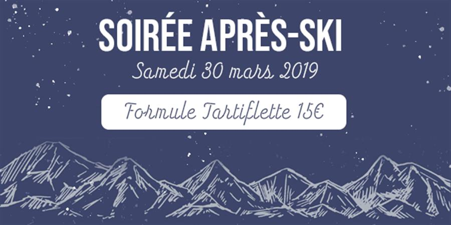 Soir e apr s ski - La table des chevaliers haguenau ...