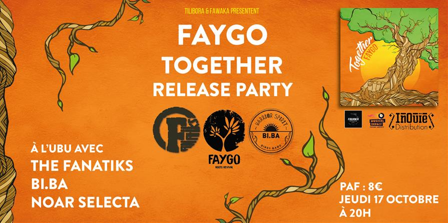 Faygo - Together Release Party - Fawaka Records
