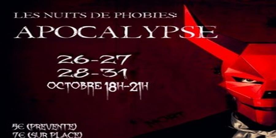 Nuits de Phobies 2018 : APOCALYPSE - Top of the Game