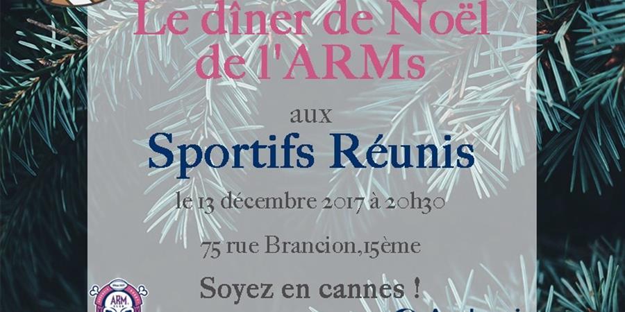 Dîner de Noël de l'ARMs - Audencia Rugby Management