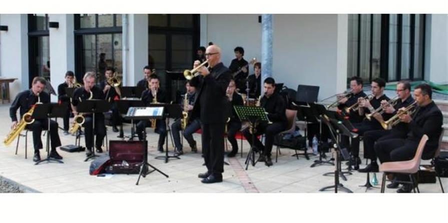 Swing Machine Jazz band - CLAP49