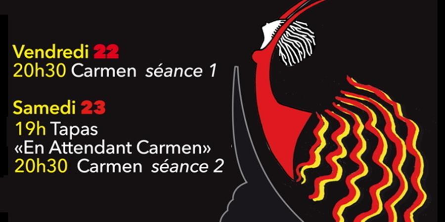 Carmen dans tous ses états à Saint-Cyr au Mont d'Or  - Variations Culturelles de Saint-Cyr au Mont d'Or