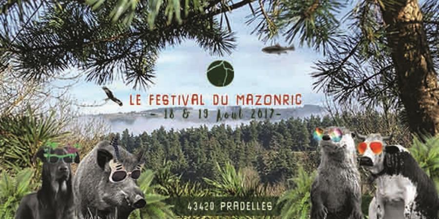 FESTIVAL DU MAZONRIC - Vert Vert
