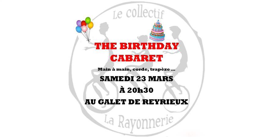 The Birthday Cabaret - Homart