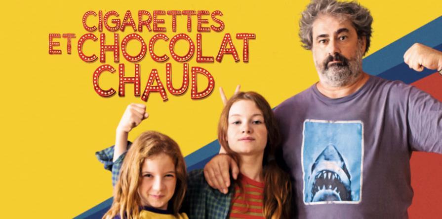 """Saint-Cloud : Soirée """"CIGARETTES ET CHOCOLAT CHAUD"""" - LES AMIS DE HABEMUS CINE !"""