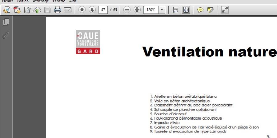 Formation Ventilation  - EdanslAU